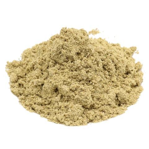 Siebenkräuterpulver - 50g kbA kb-wild bio - Bittergewürz grob gemahlen