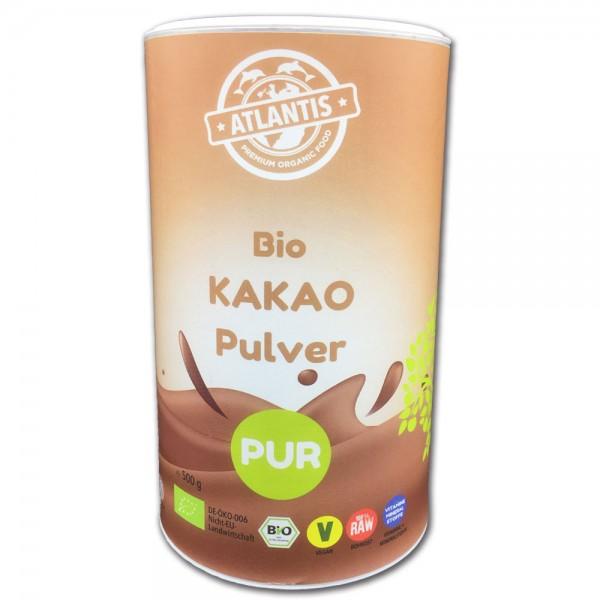 Bio Kakaopulver 500g Dose - Rohkost