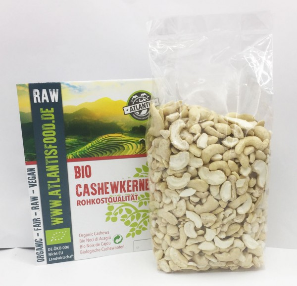 Bio Cashewbruch Rohkost 2 x 200g