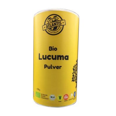 Lucuma Pulver Bio - RAW