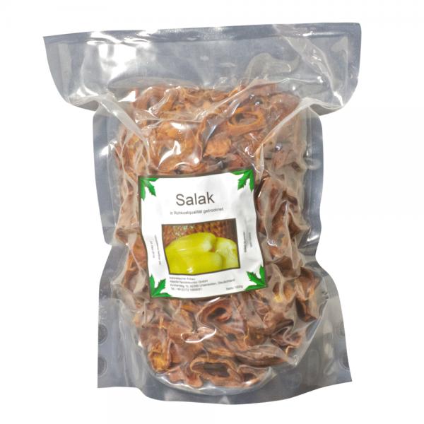 Salak Snakefruit getrocknet 1kg Wildwuchs - Rohkost - Schlangenfrucht