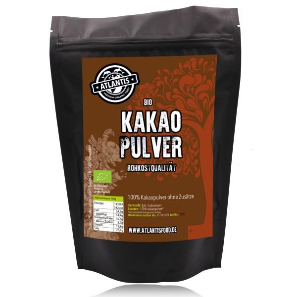 Bio Kakaopulver 1kg - Rohkost