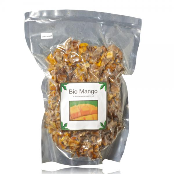 Bio Mango getrocknet 1kg - Rohkost
