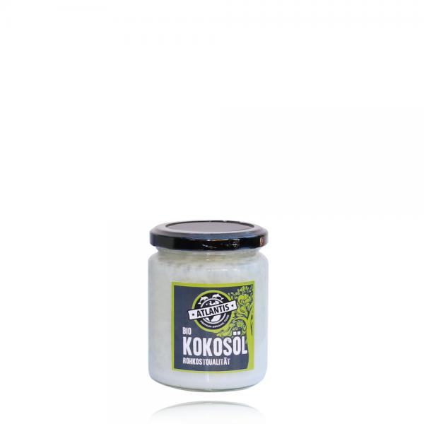 Bio Kokosöl 250ml - Rohkost