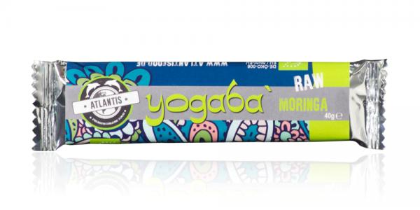 Bio Riegel Yogaba` Moringa - Rohkost