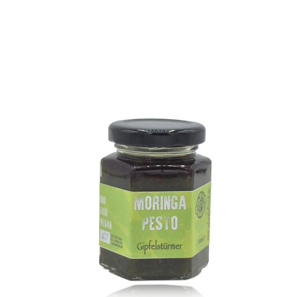 Bio Pesto Gipfelstürmer mit Moringa - Rohkost 100ml